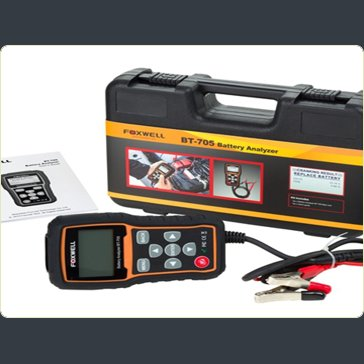 Foxwell BT705 Car Battery Tester Analyzer Diagnostic World 3