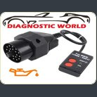 BMW Oil service light inspection reset tool 1981 - 2001 diagnostic world