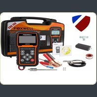 Foxwell CRD700 Digital Common Rail High Pressure Tester Analyzer Diagnostic World 3