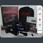 iCarsoft HNM-II Honda Nissan Mazda Mitsubishi Nissan Diagnostic World Diagnostic Tool engine abs airbags 1