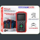 iCarsoft CP v1.0 Citroen & Peugeot Diagnostic Scan Tool Code Reader best cheapest
