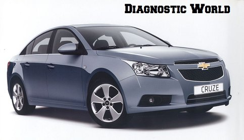 Chevrolet Cruze Diagnostic World