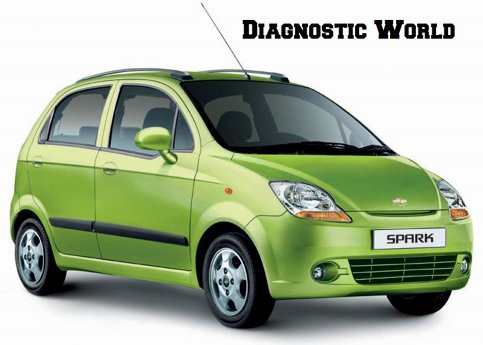 Chevrolet Spark Mk2 Diagnostic World
