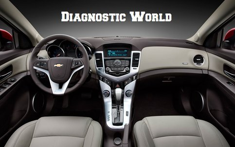 Chevrolet Cruze Interior Diagnostic World