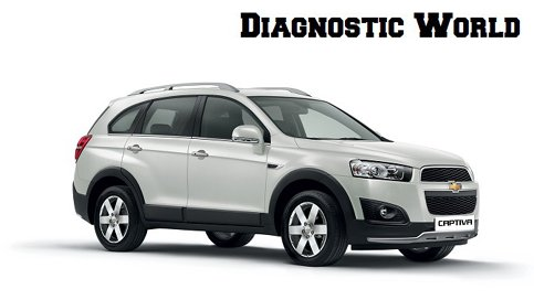 Chevrolet Captiva Diagnostic World