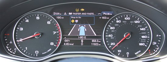 Audi Q5 Dashboard Warning Lights & Symbols
