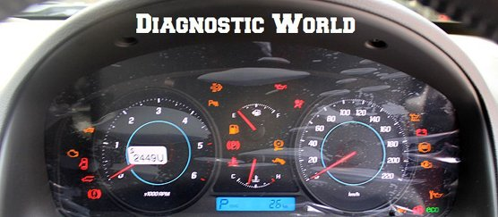 Chevrolet Captiva Speedo Dash CLuster Warning Lights Diagnostic World