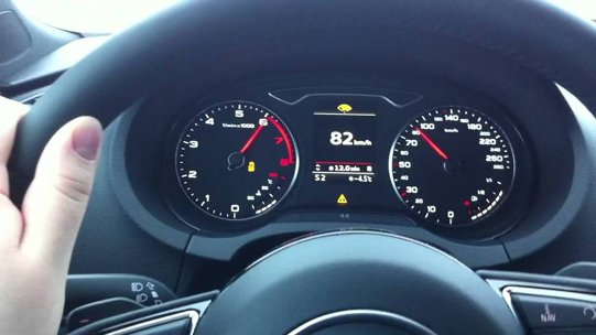 Audi TT MK1 Dashboard Warning Lights & Symbols